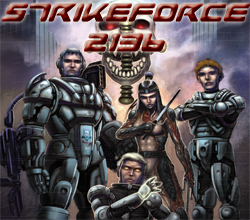 StrikeForce RPG